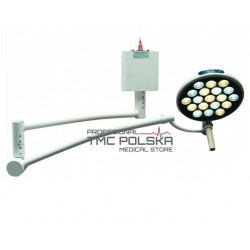 DARAY SL 740 LED - lampa ścienna bezcieniowa do drobnych zabiegów operacyjnych