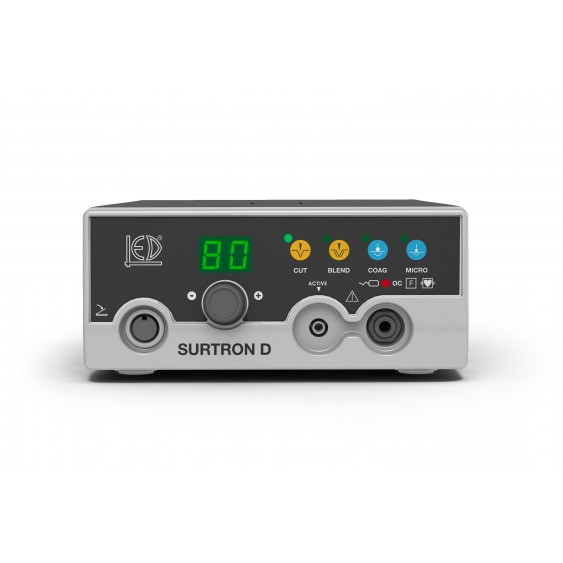 Diatermia chirurgiczna Surtron 80D. Diatermie chirurgiczne Surtron