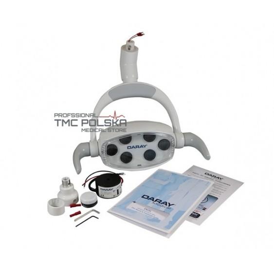 Lampa stomatologiczna - dentystyczna LED - DARAY _DENTAL EXCEL