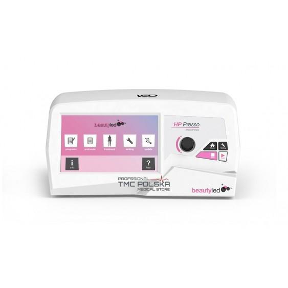 HP Presso - Presoterapia. Urządzenie do modelowania sylwetki, leczenia celluitu. Beautyled-