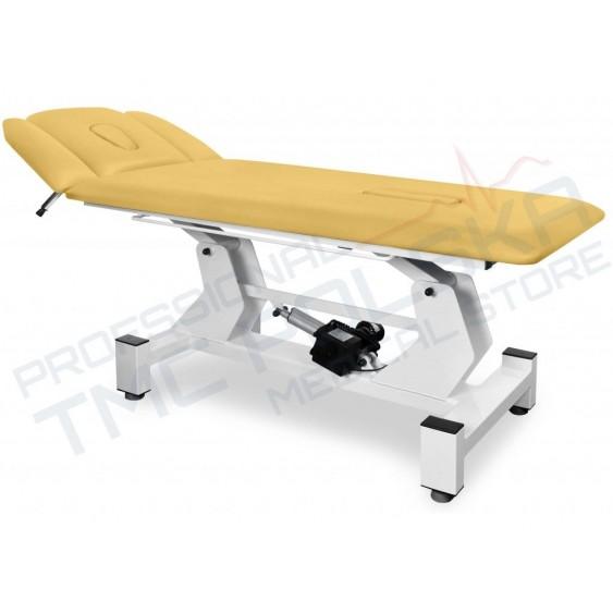 Stół do rehabilitacji - NSR 2 E - regulacja elektryczna za pomocą pilota ręcznego