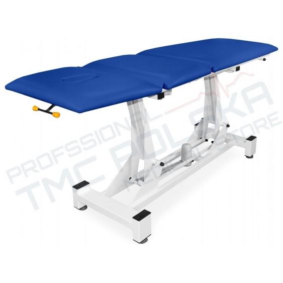 Stół do rehabilitacji - NSR 3 L 2 E  - regulacja elektryczna za pomocą pilota ręcznego