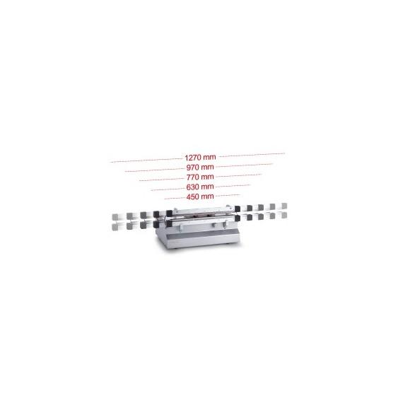 Zgrzewarka impulsowa HAWO hpl 460/660 AP-V/hpl 800/1100/1300 AP-V - do zgrzewania opakowań uszczelniających