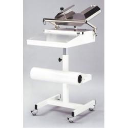 Pakowarka - zgrzewarka odzieży, HAWO hp 500 TM. Hawo pakowarka pozioma/stołowa