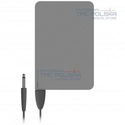 Surtron - stalowa elektroda neutralna, bierna 160x240 mm -nr. 00401.01 z kablem 3m (nieautoklawna)