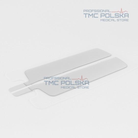 Samoprzylepna jednorazowa elektroda bierna, aluminium nr 0350, 10 szt -