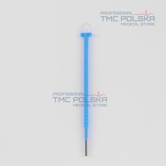Elektroda półpętla 10x10 cm długość 14 cm, elektroda pętlowa długa, 152-175 - 10,  2.4mm do diatermii chirurgicznej
