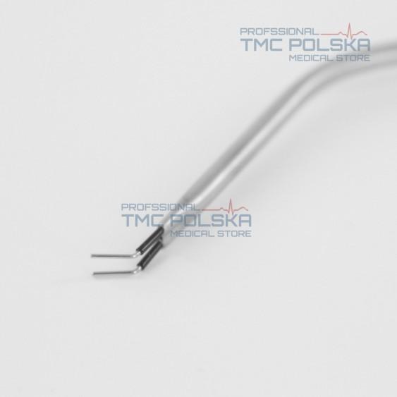 Elektroda Bipolarna laryngologiczna 20cm nr 310-590, SURTRON DIATERMIE