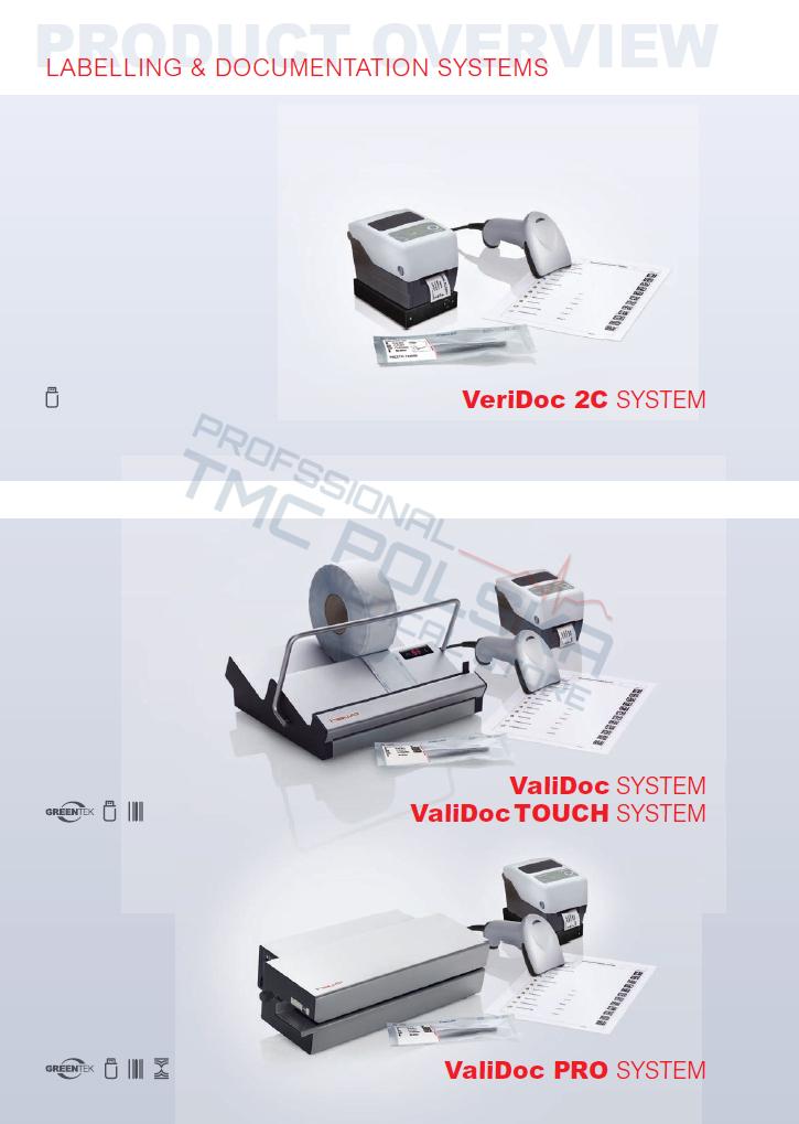 Hawo VeriDoc 2C drukarka etykiet